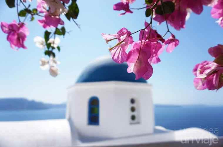 Pueblo de Oía, Santorini