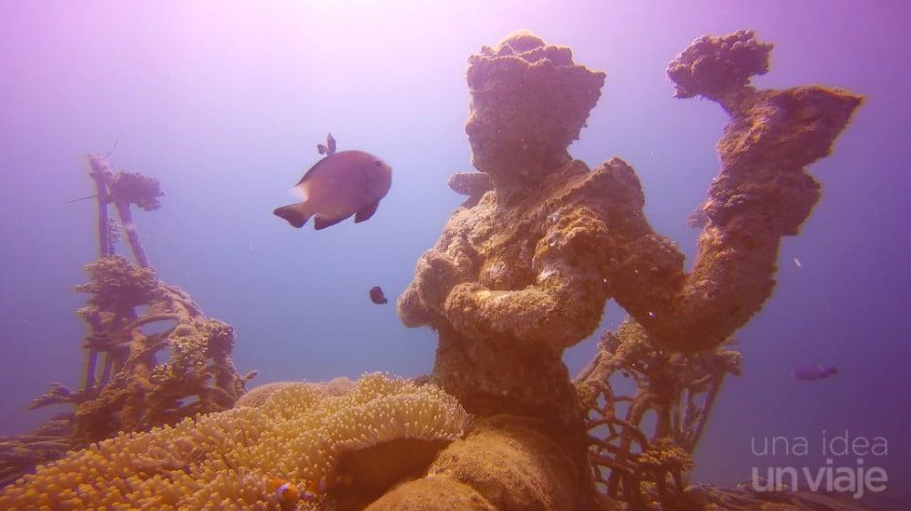 Dónde bucear en Bali