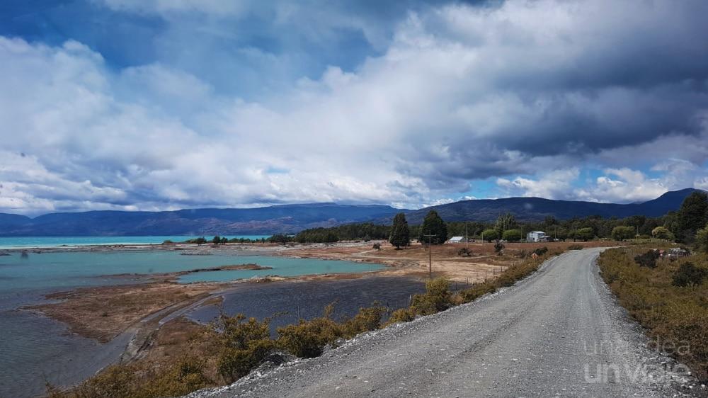 Vistas del Lago General Carrera