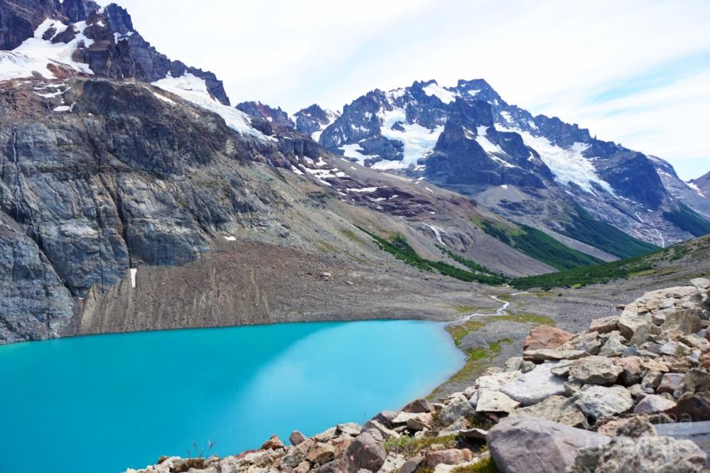 Laguna Turquesa de Cerro Castillo
