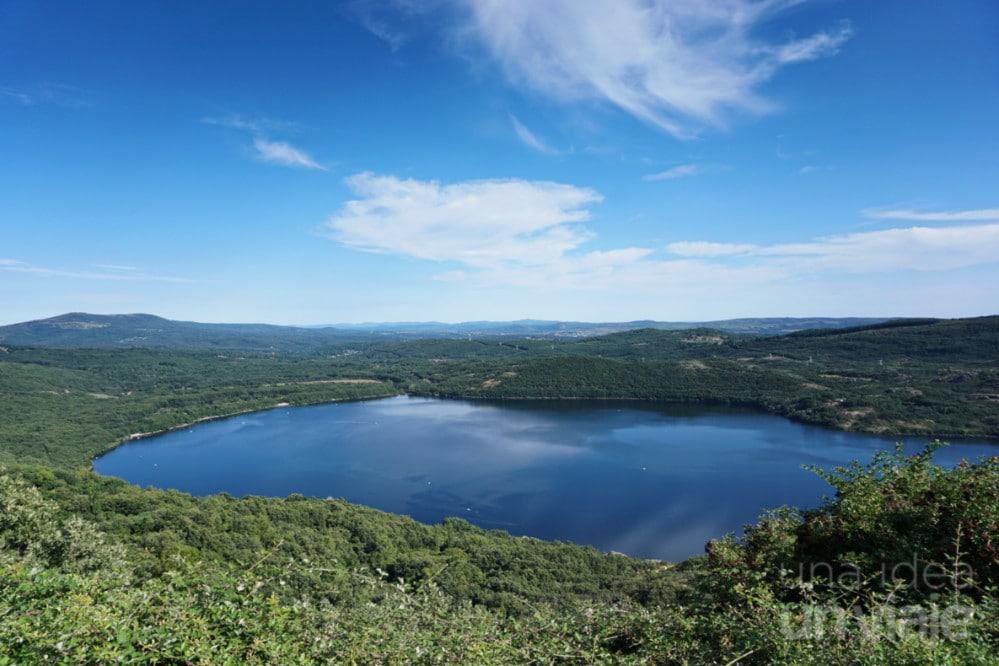 Lago de Sanabria, rutas