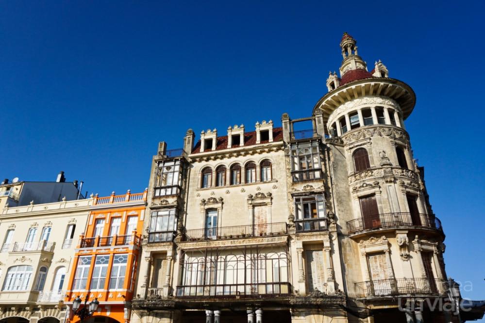 Plaza Mayor de Ribadeo