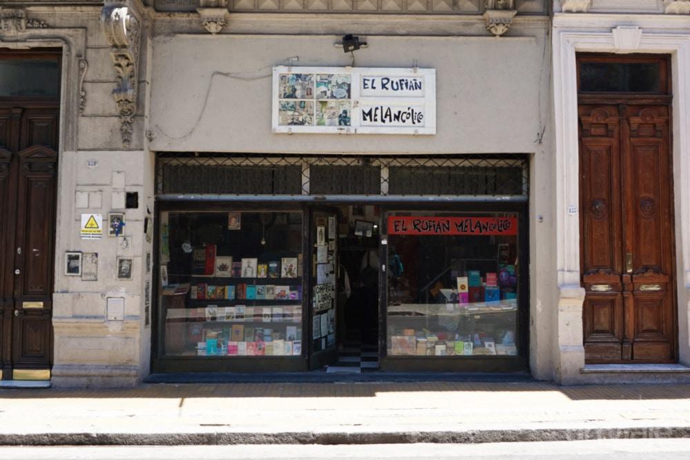 El Rufián Melancólico, Buenso Aires