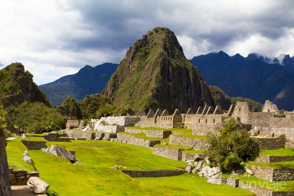 Ciudad de Machu Picchu