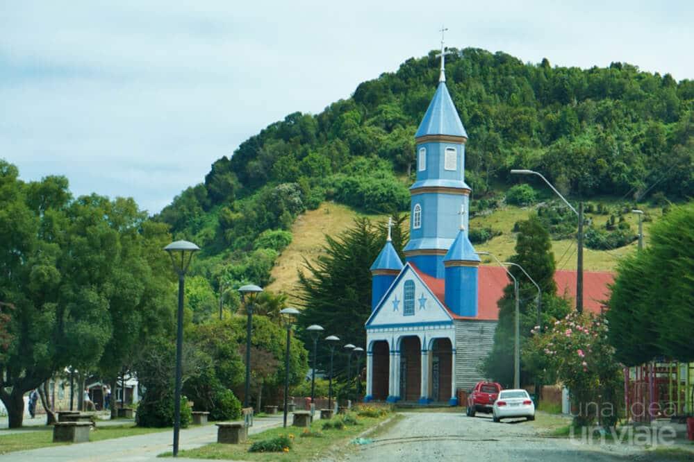 Iglesia de Tenaún, Chiloé