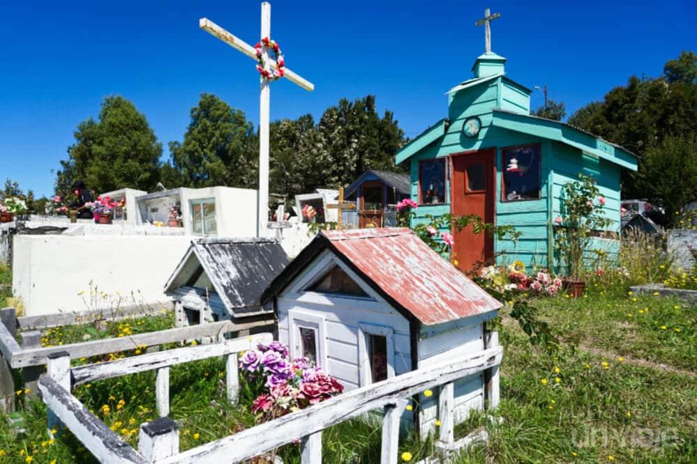 Cementerio Chiloé