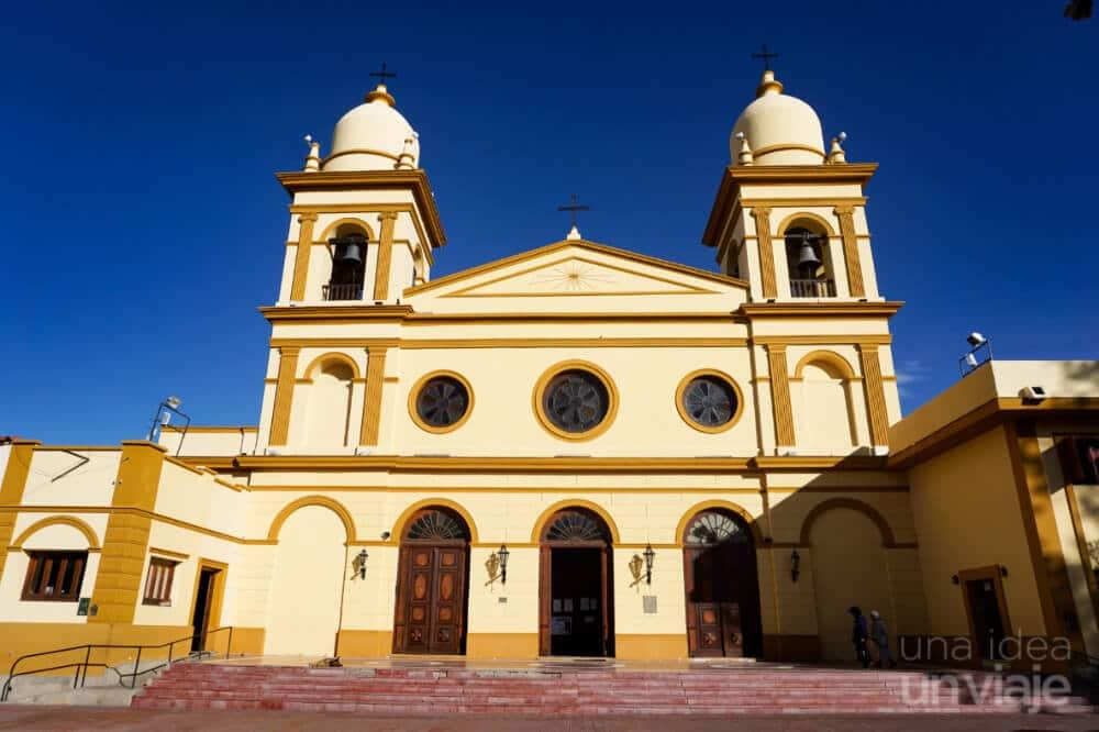 Catedral de Cafayate, Salta, Argentina