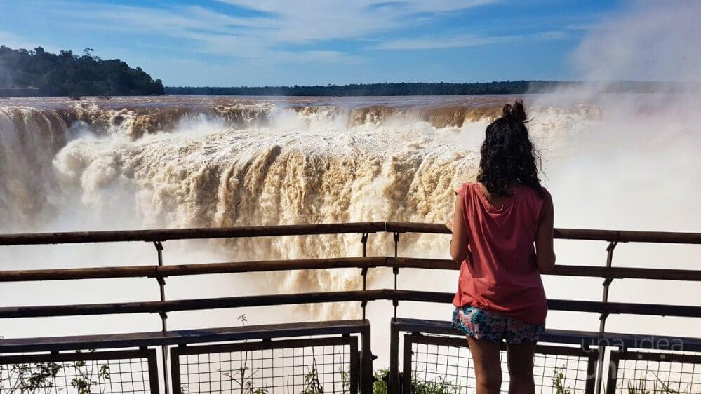 Qué ver en Argentina - Visitar cataratas de iguazú