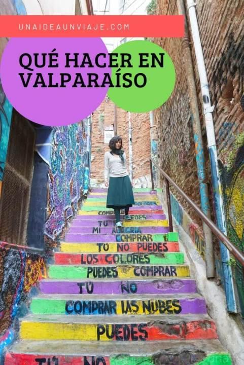 Qué ver y hacer en Valparaíso