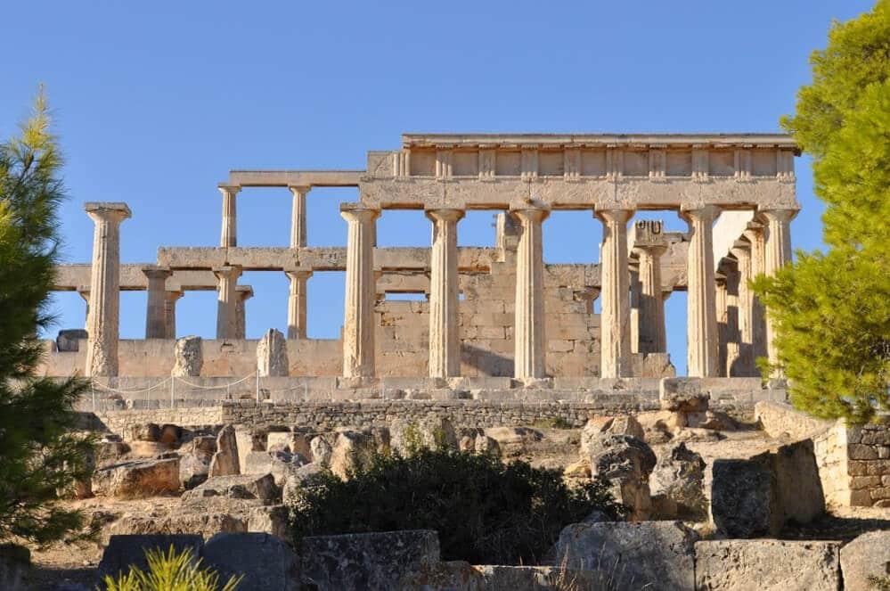 Islas griegas más bonitas: Aegina