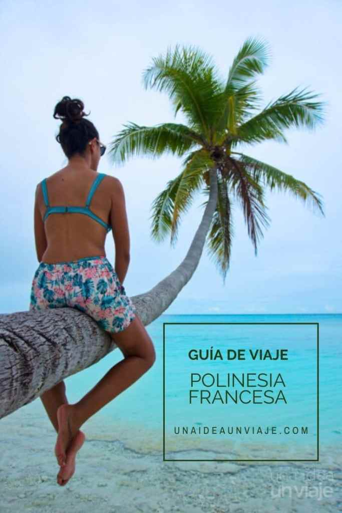 Guía de viaje Polinesia Francesa