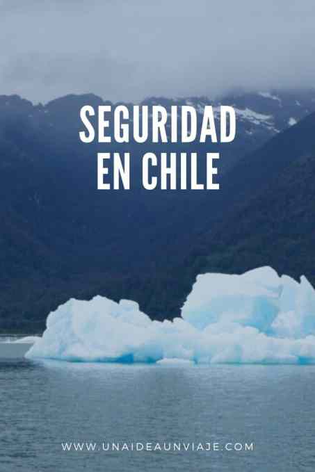 SEGURIDAD EN CHILE