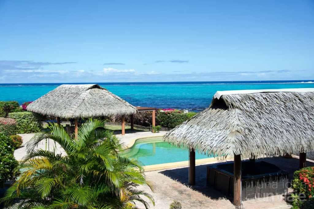 Dónde dormir en Tahiti