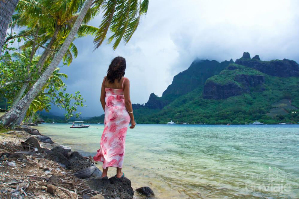Qué ver en Moorea Polinesia Francesa