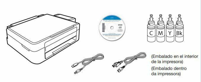 Como Instalar una Impresora Epson L355 sin CD 【 Manuales