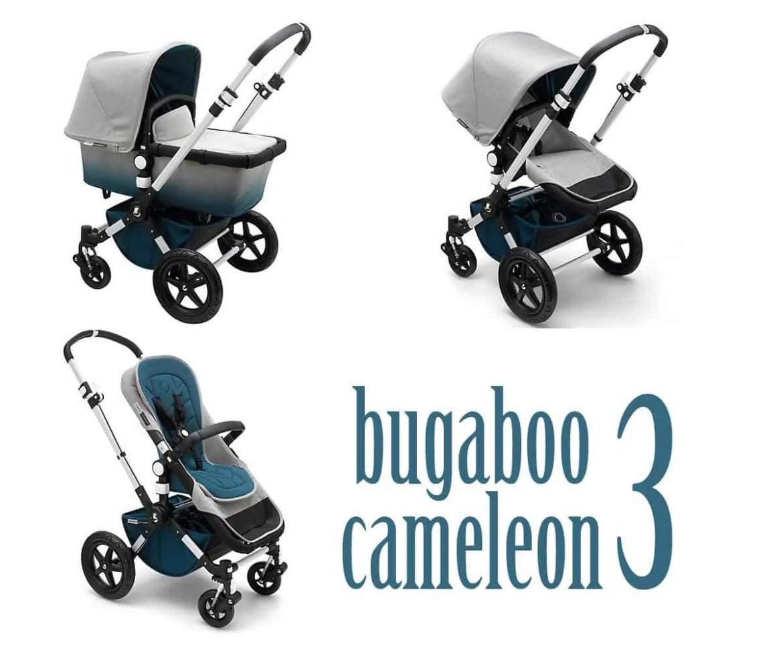 Bugaboo Cameleon 3 en detalle