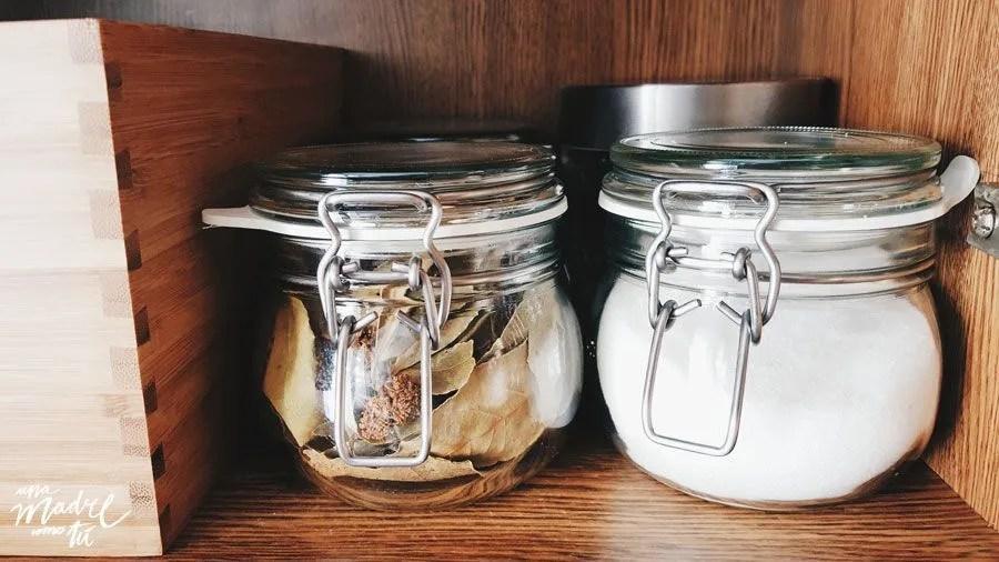 organizar cocinas pequenas