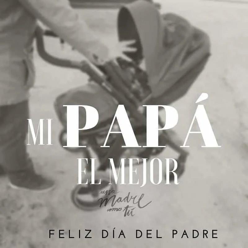 Mi papá, el mejor {Feliz día del padre}