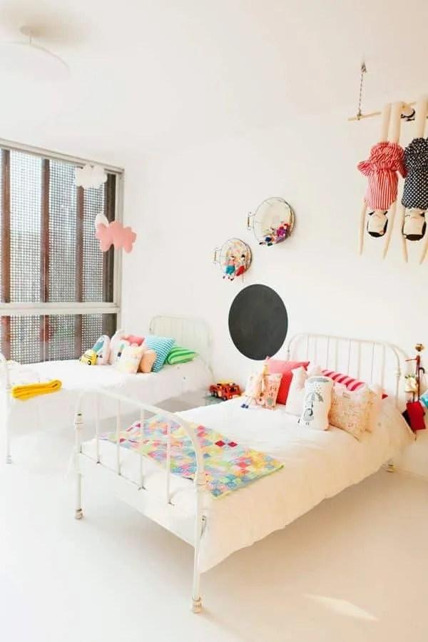 Habitaciones infantiles para dos
