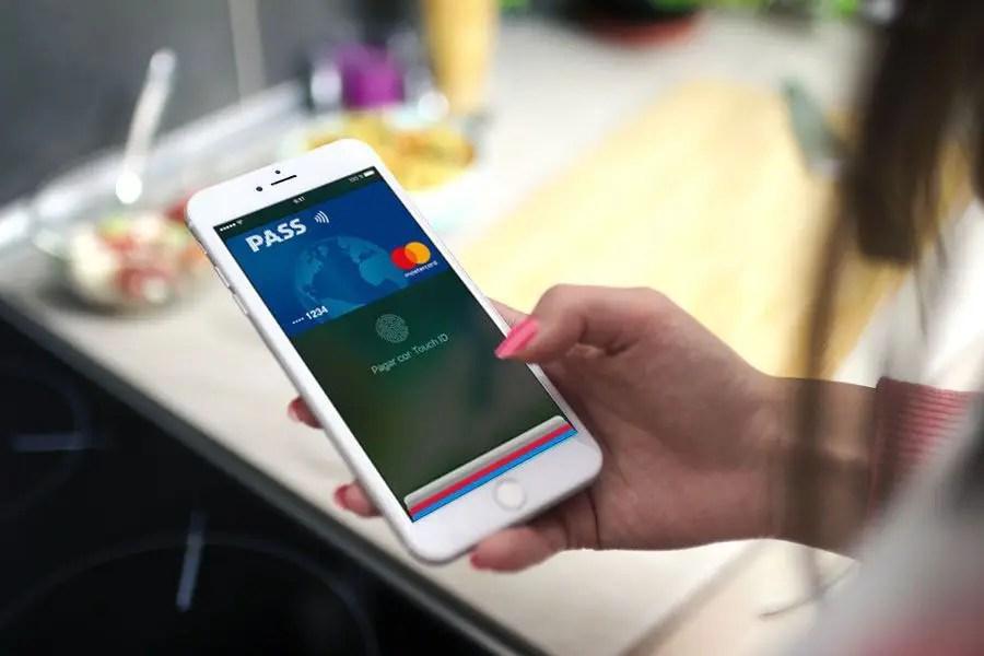Olvida la cartera, ¡paga con tu iphone!
