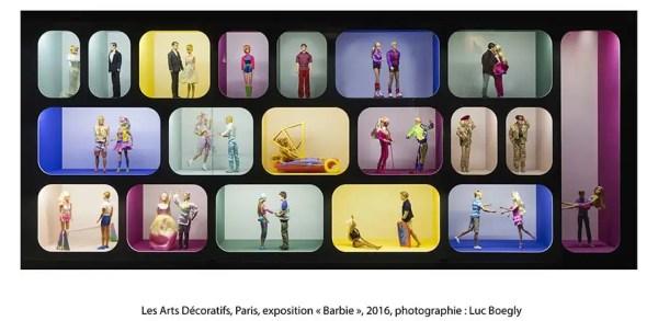 Exposición Barbie en París
