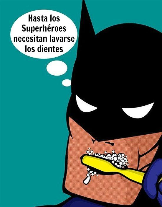 lámina de superheroes
