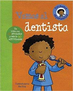 libros y cuentos para ir al dentista
