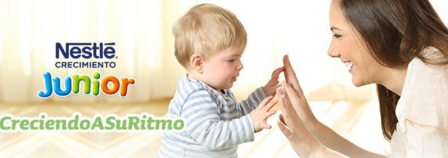 Imagen destacada Nestlé Junior Crecimiento