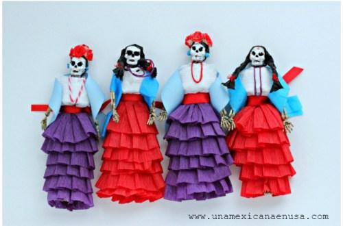 Dia De Muertos Una Mexicana En Usa
