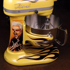 Kitchen Aid Mixer Colors Open Sink Custom Painted Kitchenaid Mixers | Un Amore Designs
