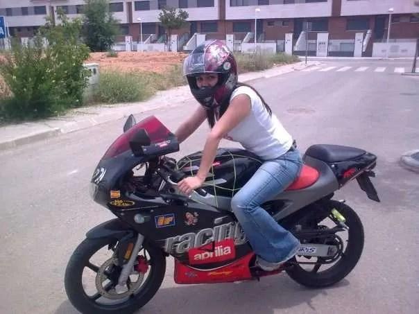 Mi primera moto de marchas