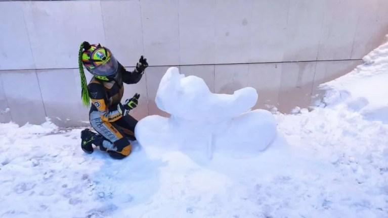 Equipamiento calefactable para no pasar frío en moto