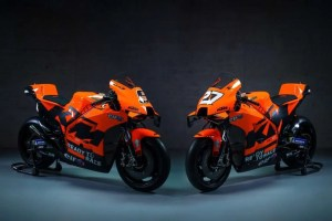 KTM Tech3 Factory Racing 2021