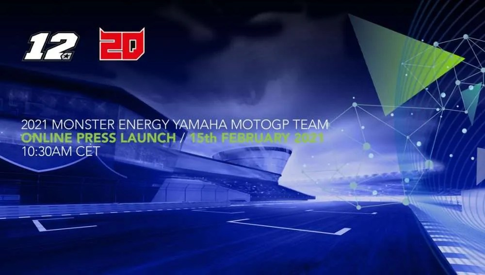 Presentación Monster Energy Yamaha MotoGP 2021