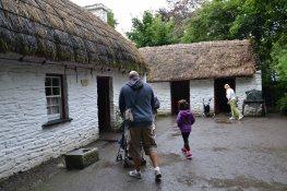 Bunratty Castle and Folk park à Limerick