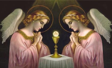 Preghiere Riparatrici e di Offerta