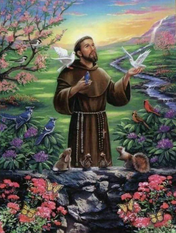 Preghiera Semplice di San Francesco