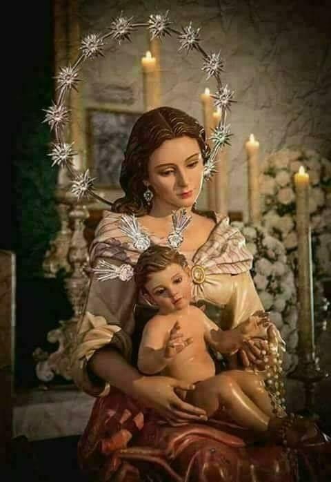 Ossequi e Fioretti a Maria