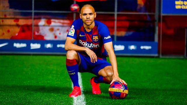 Martin Braithwaite, nuevo jugador del Barcelona – UNANIMO Deportes