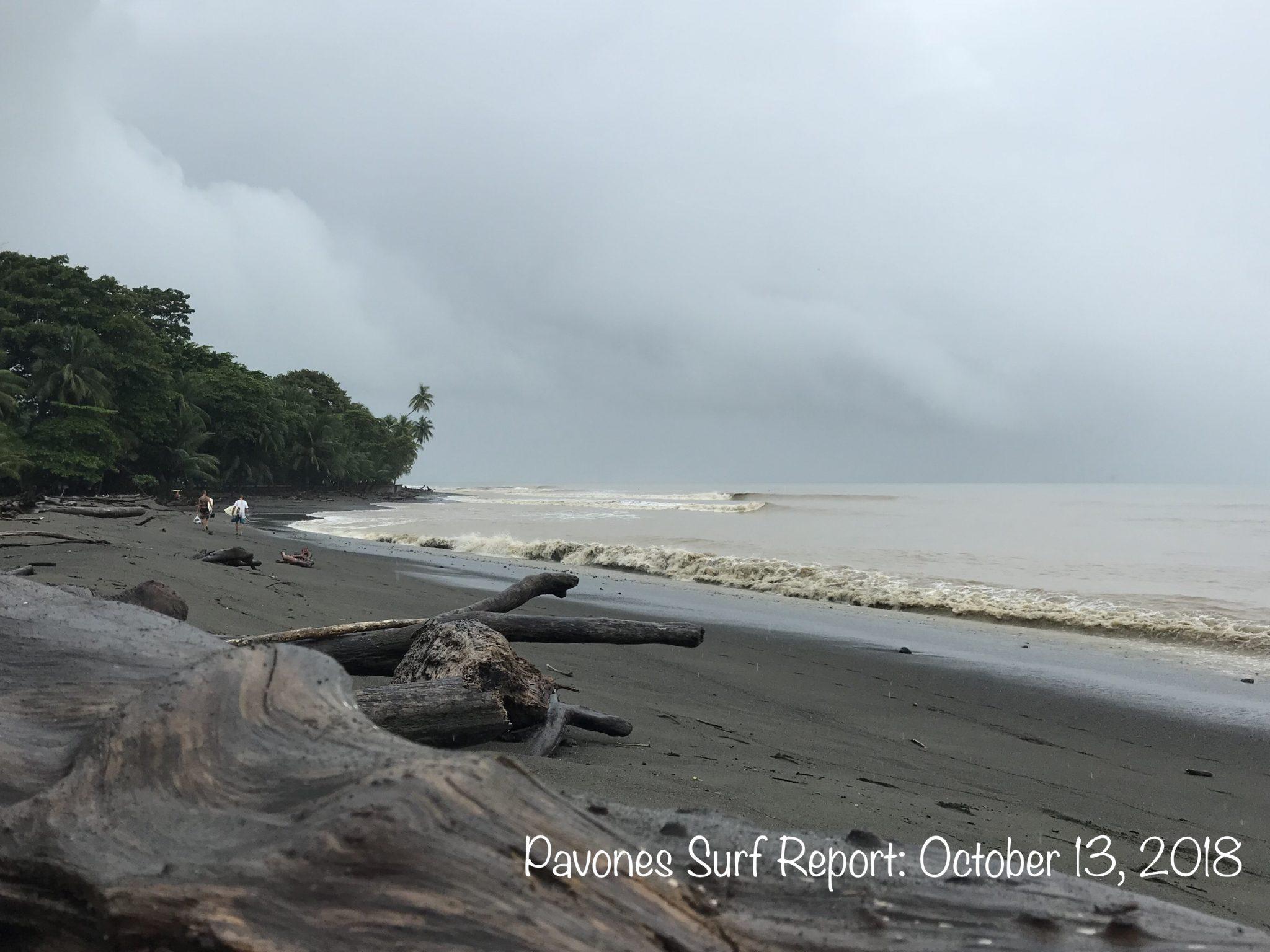 Pavon Surf Report