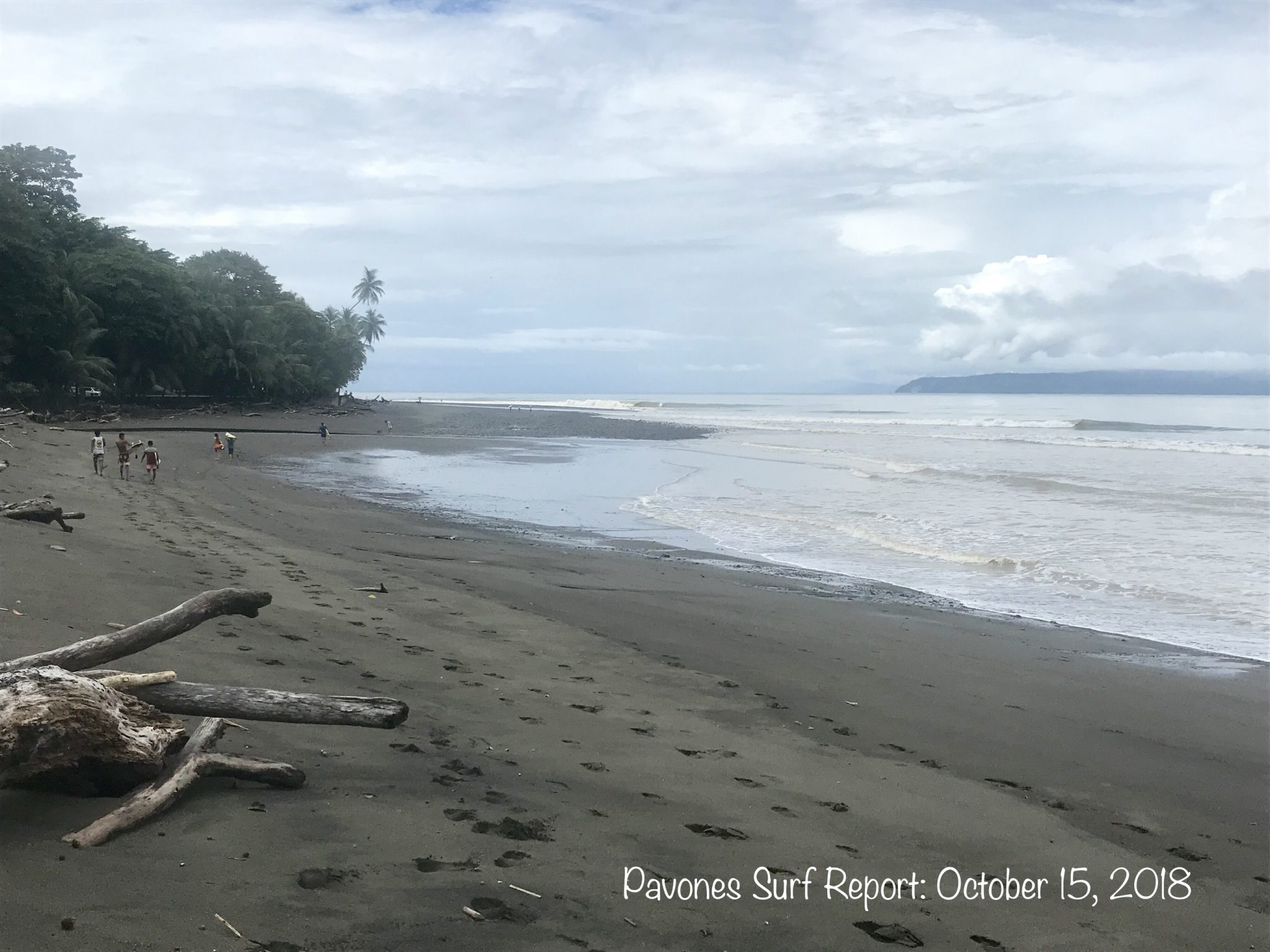 Pavones Surfing Report