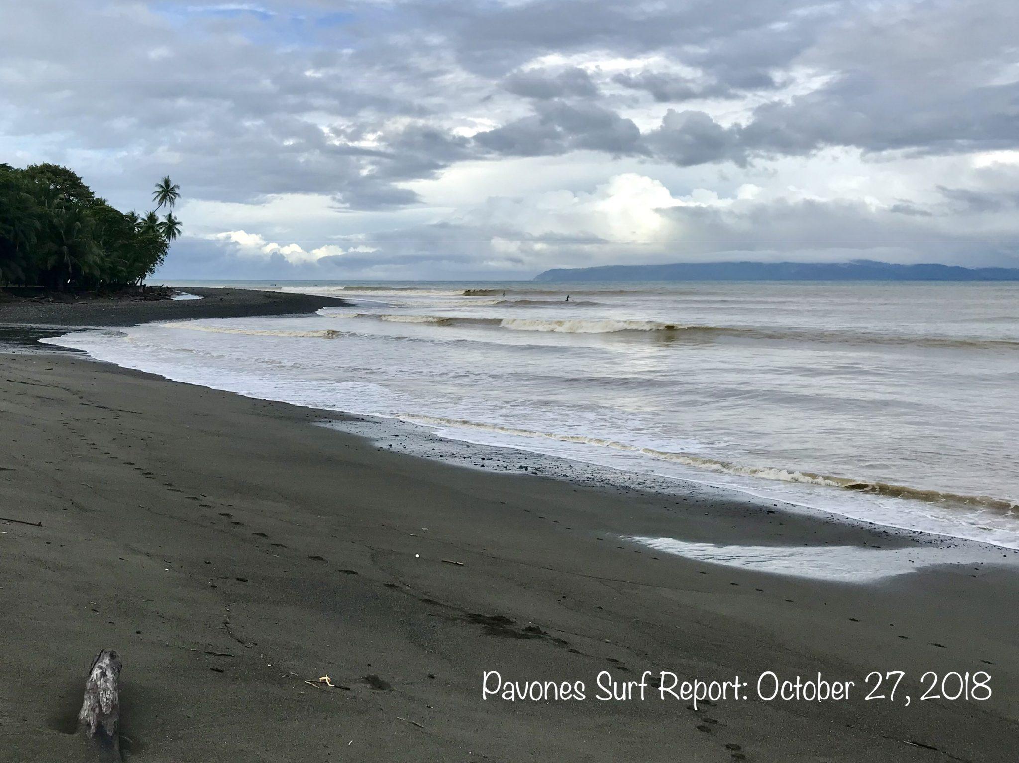 Pavones Costa Rica Surf Reports