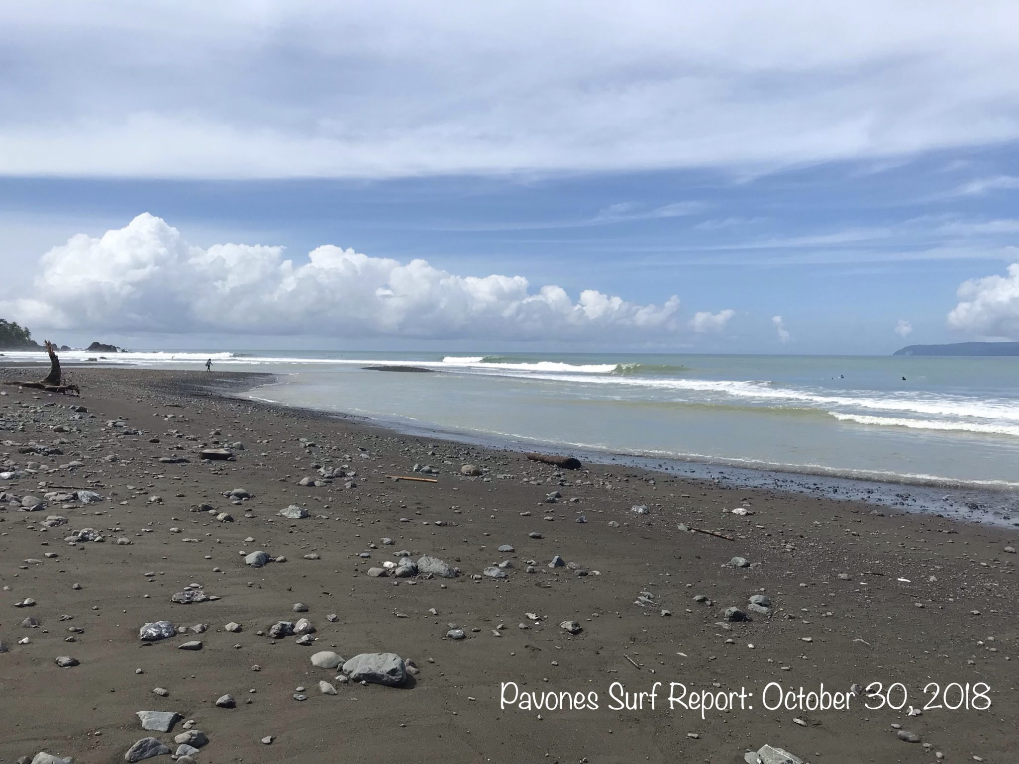 Pavones Surf Reports