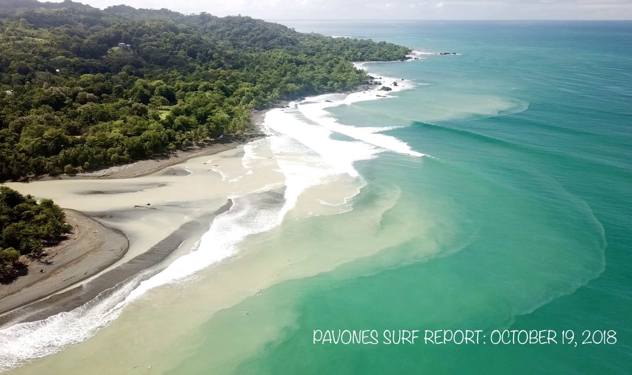 Pavones Costa Rica Surf Report