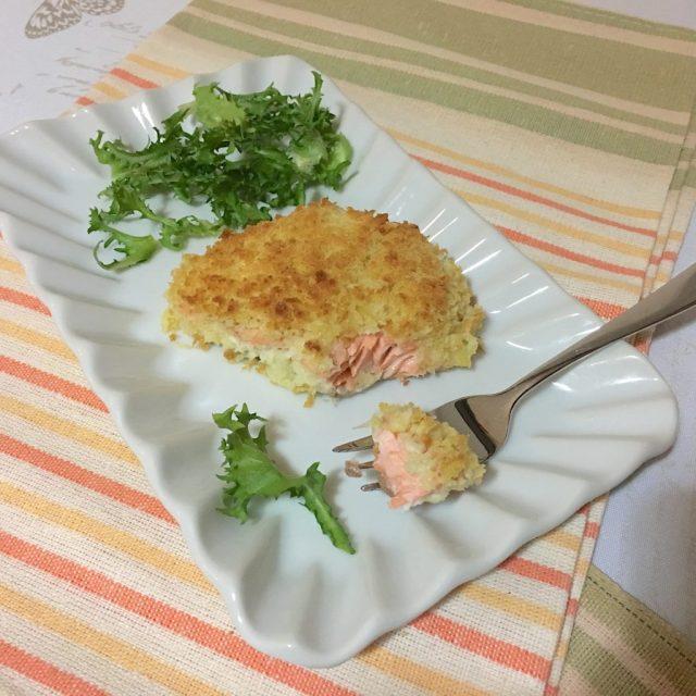 Salmone Gratinato Croccantissimo