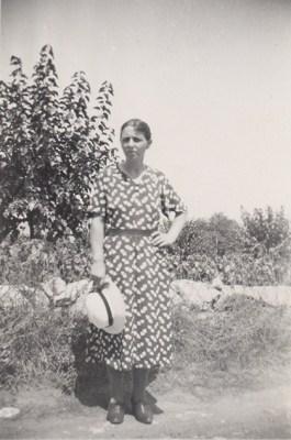 Rosita Lhérisson - Source : papiers de famille