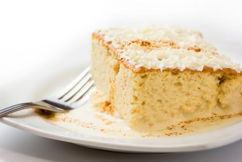 3 Receta Leches Torta De