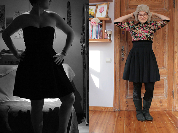 Garment Stories The H M Dress That Became A Skirt