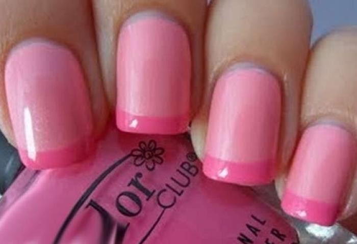 Uñas Decoradas Color Rosa Uñas Decoradas Club