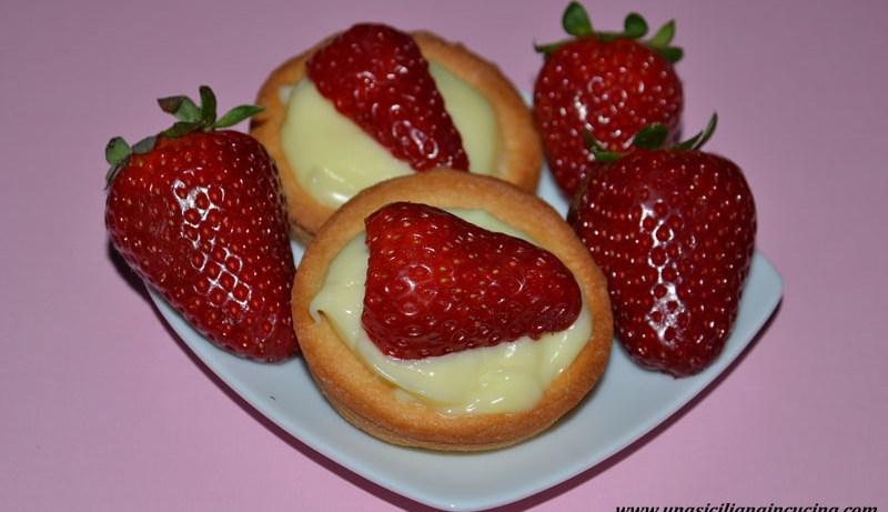 crostatine crema